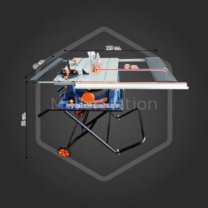โต๊ะเลื่อย Luxter