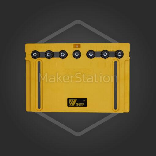 Shelf Pin & Cabinet Hardware Jig จิ๊กเจาะปุ่มรับชั้นและติดตั้งมือจับ